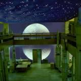 глянцевый потолок - звездное небо